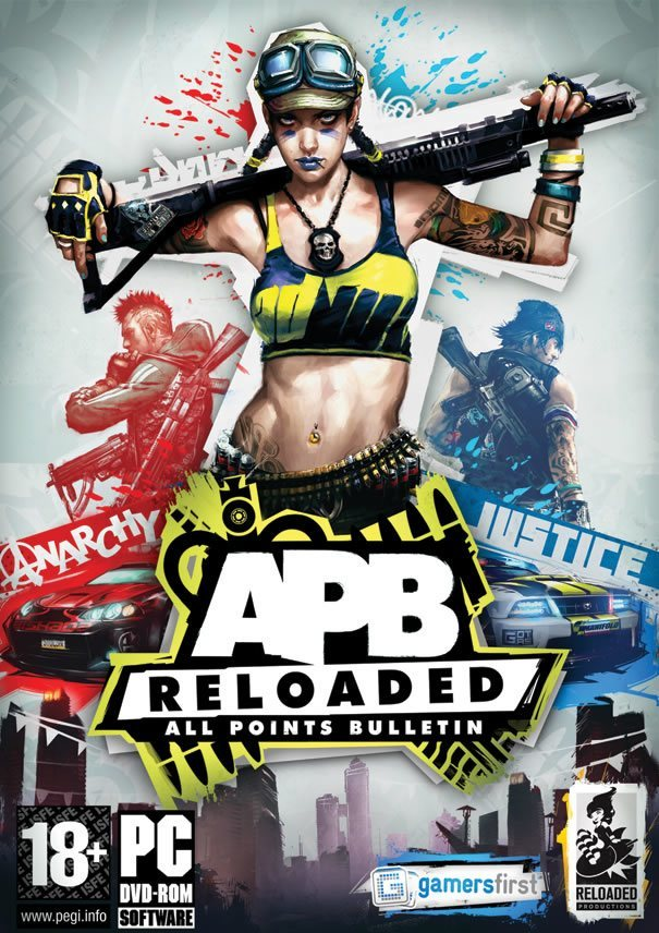 APB Reloaded Action MMO Third Person Shooter