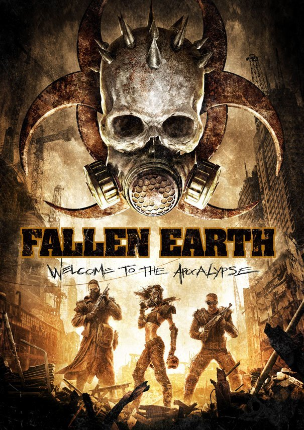 Fallen Earth Free to Play Massively Multiplayer