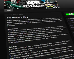 APB Reloaded Blog